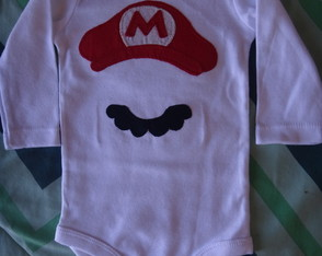 Body Carters Super Mario Bros