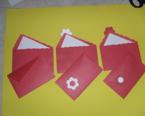 Envelope namorados liso e decorado..0,49