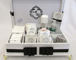 Kit Toilette Bordada Completa
