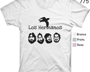 Camiseta Los Hermanos