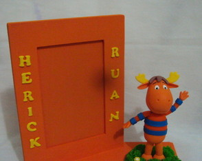 Porta-retrato do Tyrone - Backyardigans