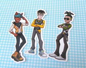 16 Monster High Meninos Centro de Mesa