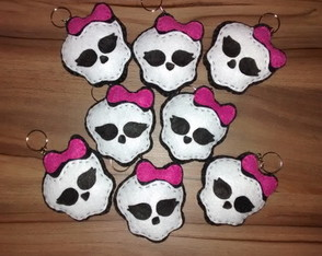 Skullette Monster High
