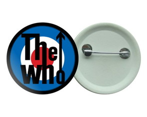 Botton 3,5 - Buton buttom The Who