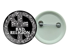Botton 3,5 - Bad Religion Punk Rock