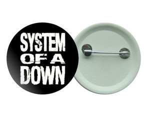 Botton 3,5 - System Of A Down