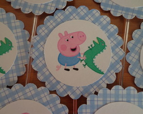 Toppers George Pig