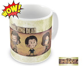 Caneca personalizada The Walking Dead