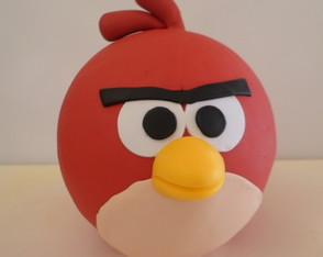 Cofre do Angry birds