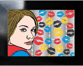 QUADRO DECORATIVO- POP ART 01