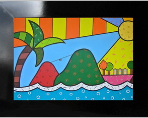 **QUADRO DECORATIVO - POP ART 05