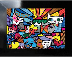 **QUADRO DECORATIVO - POP ART 06