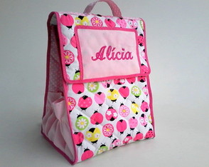 Lunch Bag - Com Alça