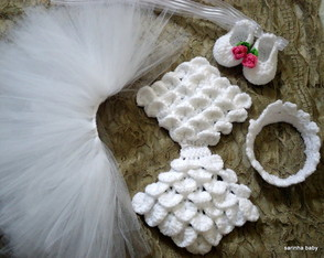 conjunto angelical newborn