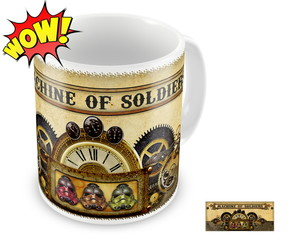 Caneca - Machine of Soldiers