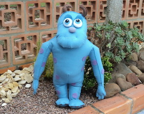 Sulley de Monstros S/A