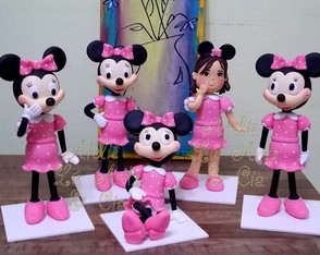 Kit minnie da Duda
