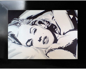 **QUADRO DECORATIVO - MARILYN MOROE