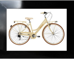 **QUADRO DECORATIVO - BIKE 1