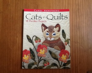 Livro : Cats in Quilts