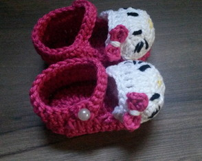 Sapatinho Hello Kitty