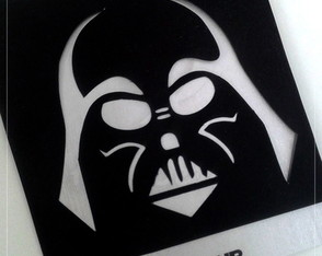 Convite STAR WARS Darth Vader