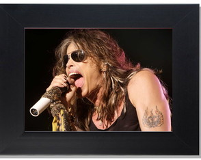**QUADRO DECORATIVO - AEROSMITH