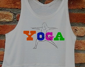 Regata Cropped Yoga