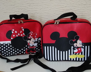 Maleta Minnie e Mickey M