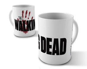Caneca The Walng Dead