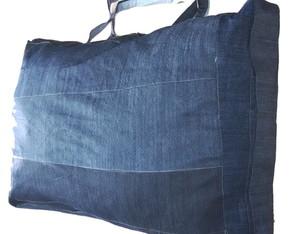 Sacolão de Retalho Jeans 105 litros (HG) 4c6848a489