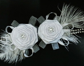 Arranjo Délicat Strass- Headband