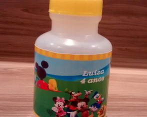 squeze personalizado turma. do mickey mo