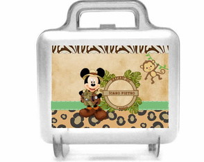 Kit Pintura Maletinha- Mickey Safari