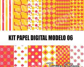 Kit papel digital