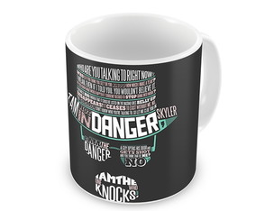 Caneca Breaking Bad - I am not in danger