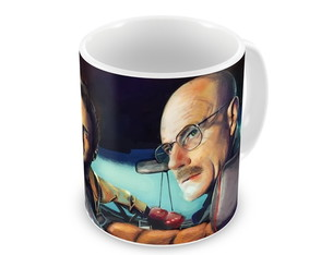Caneca Breaking Bad - Walter e Jessie