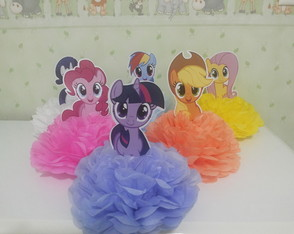 Enfeite de Mesa My Little Pony