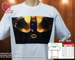 Camisetas Do Batman