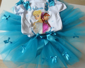 Kit fantasia Frozen