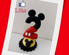 Curso Vela Mickey via Facebook