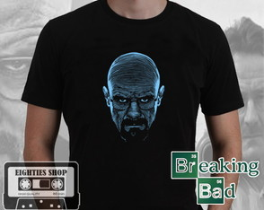 Camiseta Breaking Bad Walter White