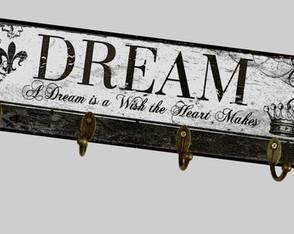 Cabideiro / Porta-chaves Dream (20)