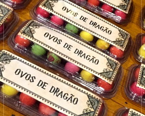 Chiclete Huevitos Harry Potter