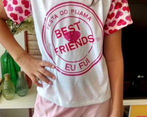 Pijaminhas Best Friends