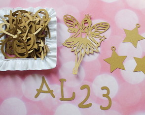 Alpha Fairy Gold (AL23)