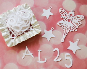 Alpha Fairy White (AL25)