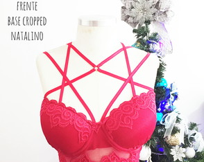 Strappy Bra Modelo 13 base cropped