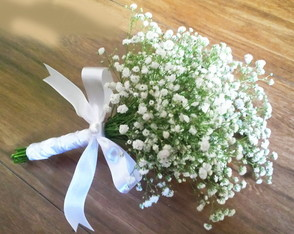 BOUQUET DE GYPSOPHYLA