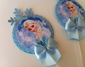 Topper Frozen Elsa